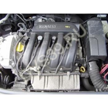 MEGANE 2-04R.Двигатель-1.4-16V-K4J D730