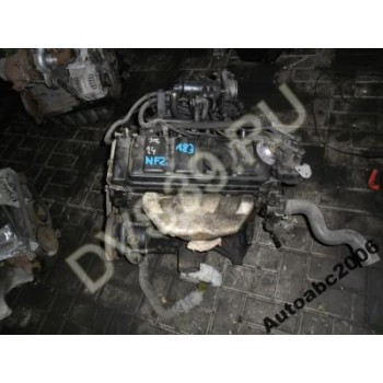 Двигатель PEUGEOT 106 306 CITROEN ZX 1.6 NFZ 90 KM