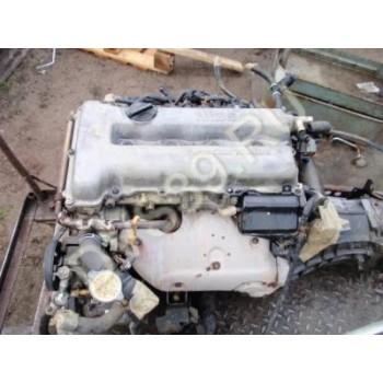 Двигатель Twin Cam 16V Nissan Serena 2.0Benz