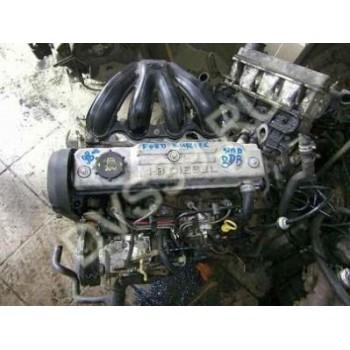 Двигатель FORD COURIER ESCORT 1.8 D 200%