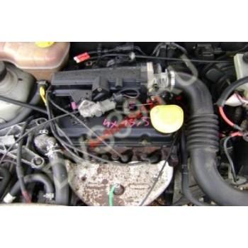 Ford Fiesta, Ka - Двигатель  1.3 EFI