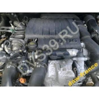 CITROEN C5 08-10 Двигатель 1,6 HDI 110KM