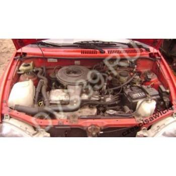 Двигатель 1.5 16V MAZDA 121