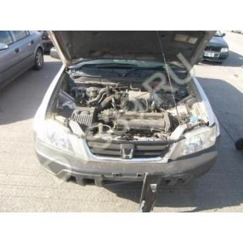 HONDA CRV CR V HRV HR V 99R Двигатель 2.0 Бензин