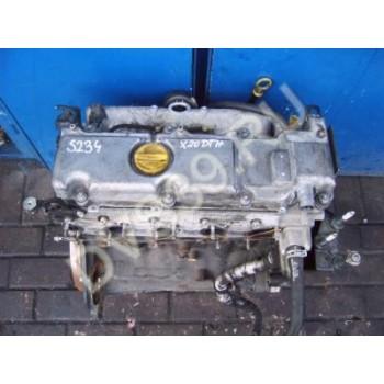 OPEL ASTRA G VECTRA ZAFIRA 2.0 DTH X20DTH Двигатель