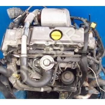 OPEL ASTRA G VECTRA ZAFIRA 2.0 DTL X20DTL Двигатель