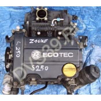 OPEL AGILA CORSA C 1.0 Двигатель Z10XE