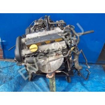 OPEL ASTRA G ZAFIRA 1.6 16V Двигатель X16XEL