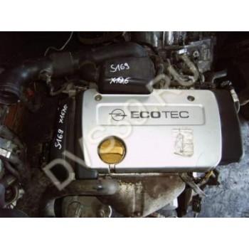 OPEL ASTRA TIGRA 1.6 16V NA Двигатель X16XE