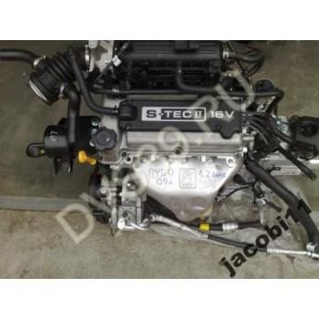CHEVROLET AVEO MODEL Двигатель 1.2 Бензин