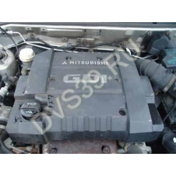 Mitsubishi Carisma Volvo V40 S40 Двигатель 1.8 GDI