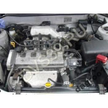 TOYOTA COROLLA E11  Двигатель 1.6 4A-FE