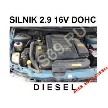 KIA CARNIVAL 2.9 16V DOHC TD - Двигатель