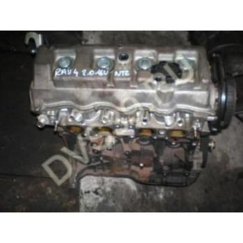 TOYOTA RAV4 2.0 2,0 16V Двигатель