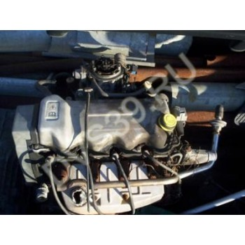 Escort 93   Двигатель 1,4