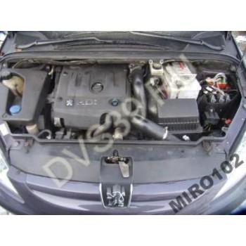 PEUGEOT 307 2.0 HDI 110KM Двигатель