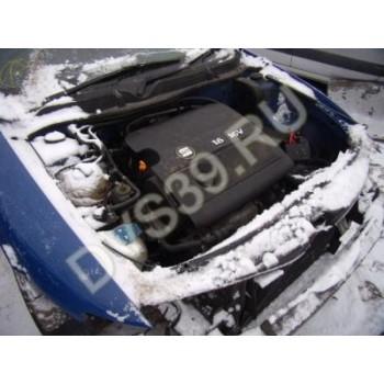 SEAT LEON TOLEDO 1.6 16V Двигатель
