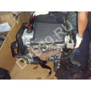 Двигатель FIAT SEICENTO I 1.1 SPI 8V 98 02 Год