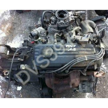 HYUNDAI PONY 1.5 1,5 Двигатель