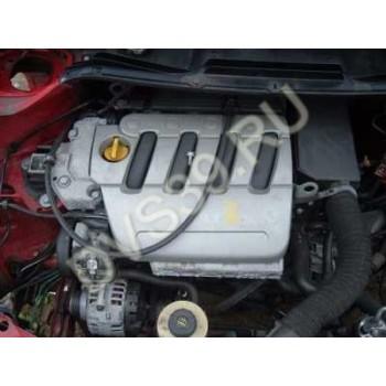 FRANCE AUTO Двигатель RENAULT CLIO,MEGANE 1.6 16V