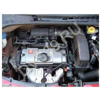 FRANCE AUTO Двигатель PEUGEOT 206 CITROEN C2 C3 1.1 B
