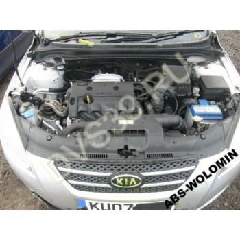 KIA CEED Двигатель 1.6 Бензин 2007 2008 2009