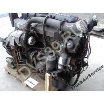 DAF XF 105 Двигатель  410KM EURO 5 2006r