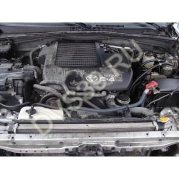 Toyota Land Cruiser 120 Manual Двигатель