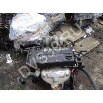 DAEWOO NUBIRA  1.6 16V Двигатель  A16 DMS