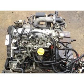 RENAULT LAGUNA 1.9 19 DCi Двигатель