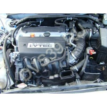 HONDA ACCORD COUPE USA Двигатель 2.4 DOHC 08-11