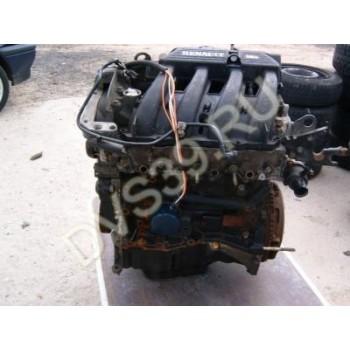 Двигатель RENAULT laguna thalia 1.6 16v