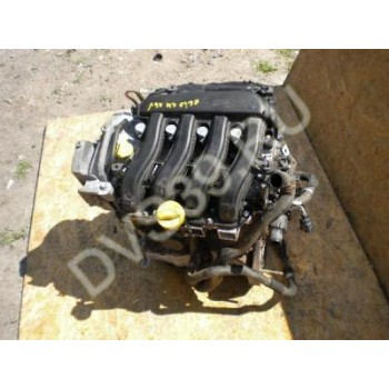 CLIO IV MODUS 04-10 Двигатель 1.4 B K4J6780 32  тыс.км