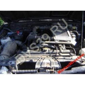 HYUNDAI GALLOPER LONG 2.5TDI Двигатель