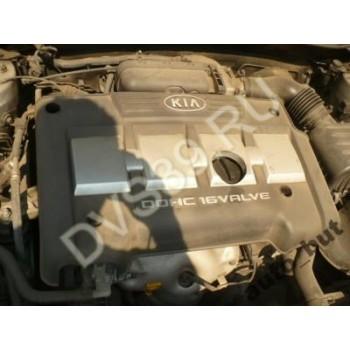 Двигатель Kia Cerato 1.6 16V - 2006 r. G4ED
