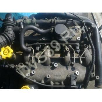 CHRYSLER VOYAGER 2001-2004 Двигатель 2.5 CRD