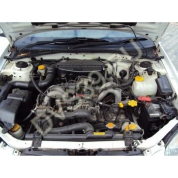 SUBARU IMPREZA GD 00-03R Двигатель EJ16 1.6TS