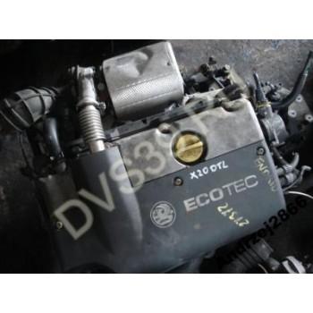 OPEL ASTRA II ZAFIRA VECTRA B Двигатель X20DTL DTL