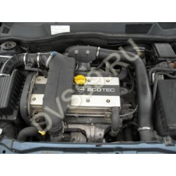 Astra II Bertone 2.0 turbo Z20LET  Двигатель