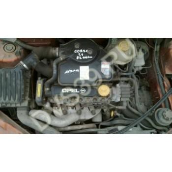 OPEL CORSA 1,4 I Двигатель automat