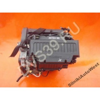 FORD FIESTA 01R   Двигатель 1.25 DHF