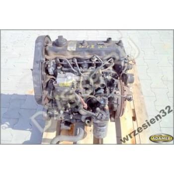 VOLKSWAGEN GOLF III 1.9 TDI 95 - Двигатель 1Z