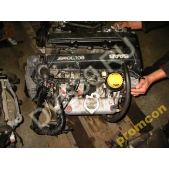 Двигатель SAAB 95 9-5 2.3T 2.3 T Turbo ecopower B235E