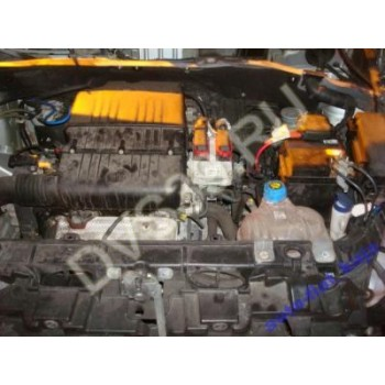 FIAT GRANDE PUNTO 1,2 8V Двигатель 21000km