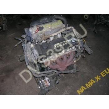 Двигатель OPEL COMBO 1,7 D ISUZU 96r 1587