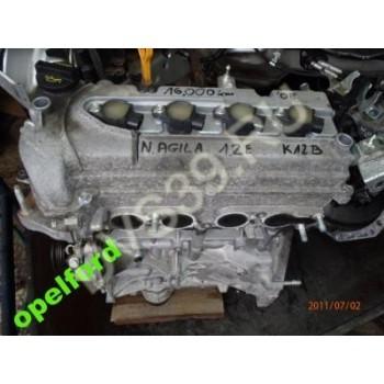 Двигатель OPEL AGILA B 1.2 K12B 2008r.16 .KM