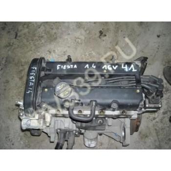FORD FIESTA MK6 FUSION FOCUS 1.4 16V Двигатель FXJB
