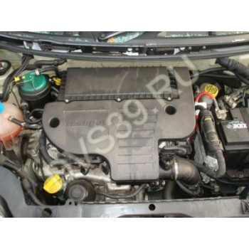 Двигатель 1,3 MULTIJET FIAT PANDA DOBLO PUNTO 39000km