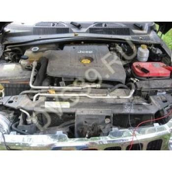 jeep CHEROKEE 2,8 crdi Двигатель 2005r 72тыс.км