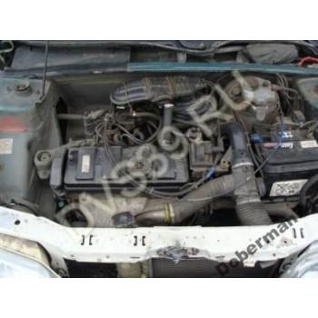 PEUGEOT 106 Двигатель 1.1 1,1